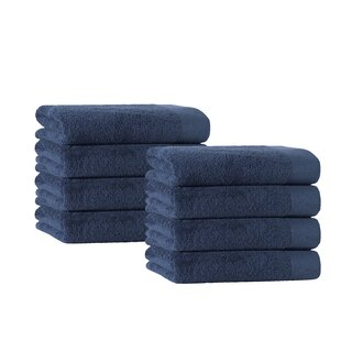 Caswell Turkish Cotton Hand Towel (Set of 8)