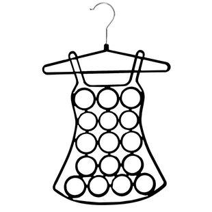 Best Dress Flocked Hanging Organizer (Set of 2) ByHome Basics