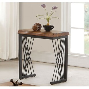 Sonora End Table by Brayden Studio