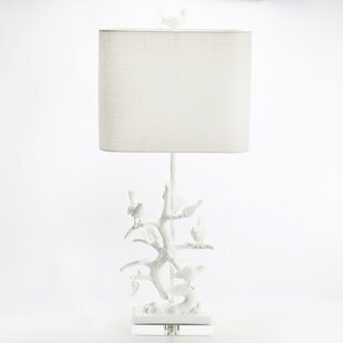 Mississippi Bird on Branch 29.5 Table Lamp