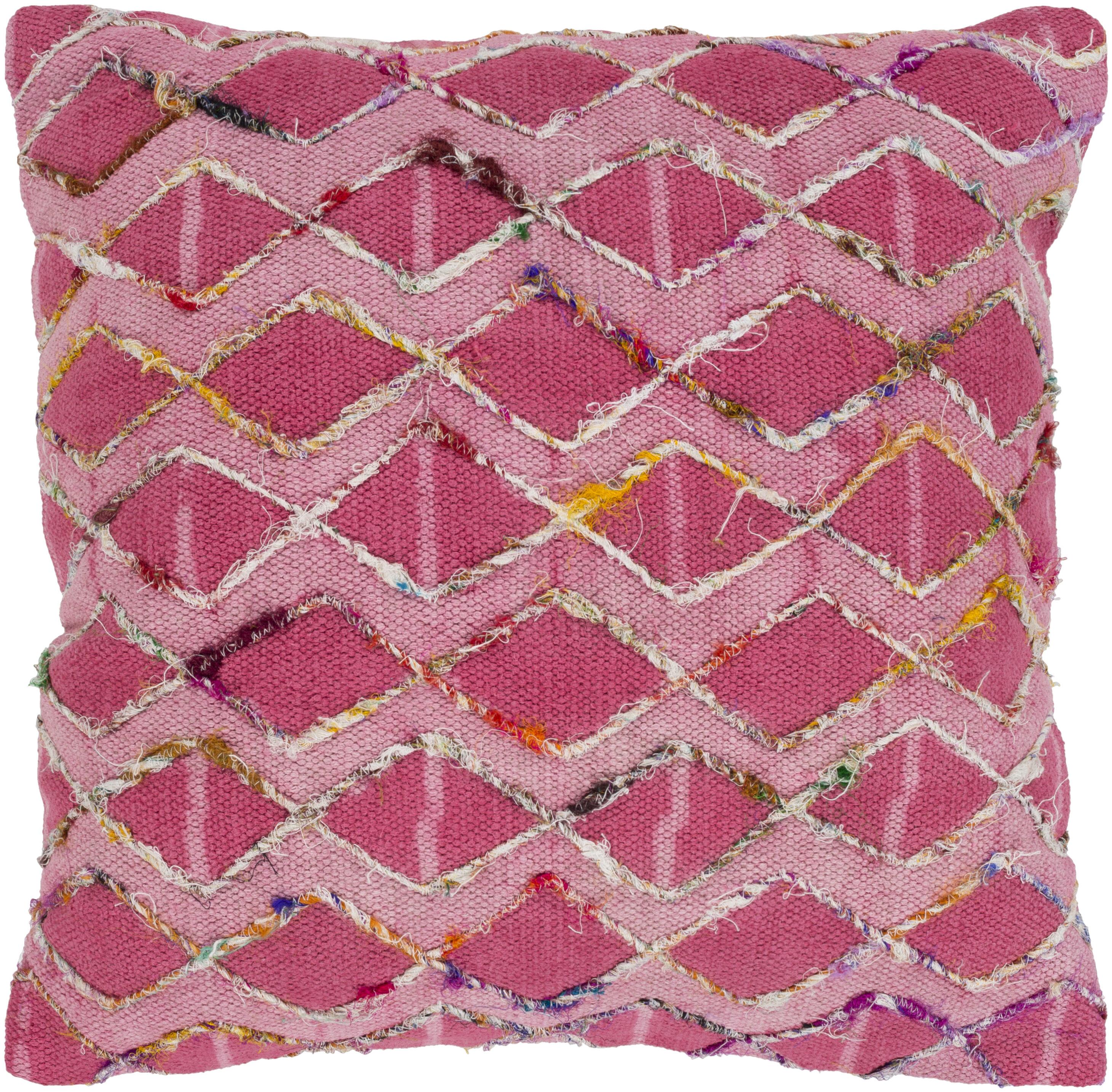 Union Rustic Cooke Cotton Throw Pillow Cover Reviews Wayfair