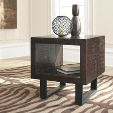 Tripoli End Table by World Menagerie