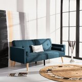 Futton Twin or Smaller 74.8 Convertible Sofa by Ivy Bronx