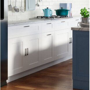 Brookings Shaker 36 X 30 Kitchen Wall Cabinet