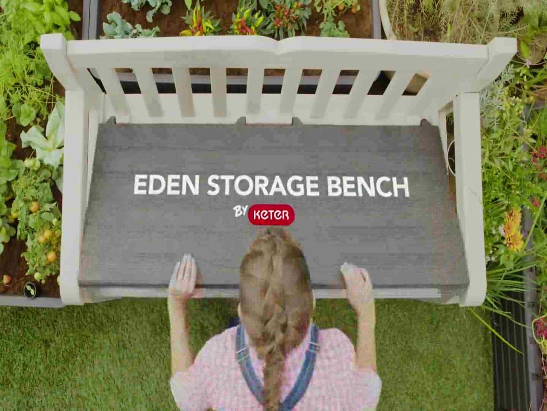 keter all weather resin storage bench u0026 reviews wayfair