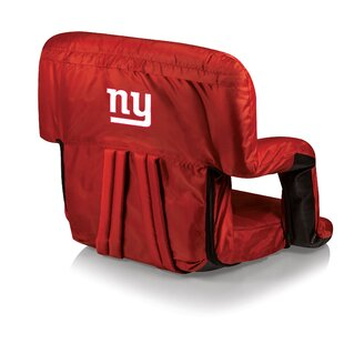 ONIVA™ NFL Digital Print Ventura Reclining Stadium Seat with Cushion