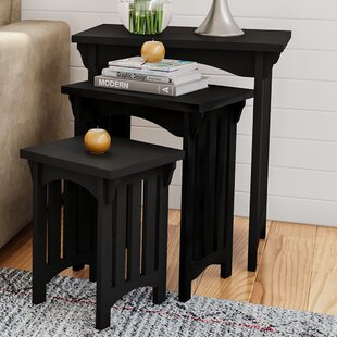 Halloran 3 Piece Nesting Tables (Set of 3)