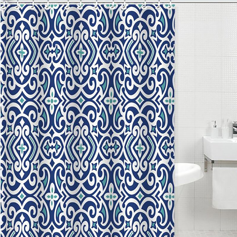 Arana Jacquard Shower Curtain