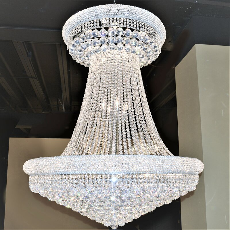 Lovely Large Spiral Crystal Chandelier Led Suspension Luminaire Lights For Living Room Chandelier Lighting Stairway Gold Led Chandelier Convenient To Cook Chandeliers Ceiling Lights & Fans