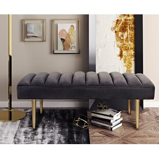 Royer Upholstered Bench by Mercer41