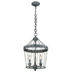 Bloomsbury Market Mummert 3-Light Lantern Pendant