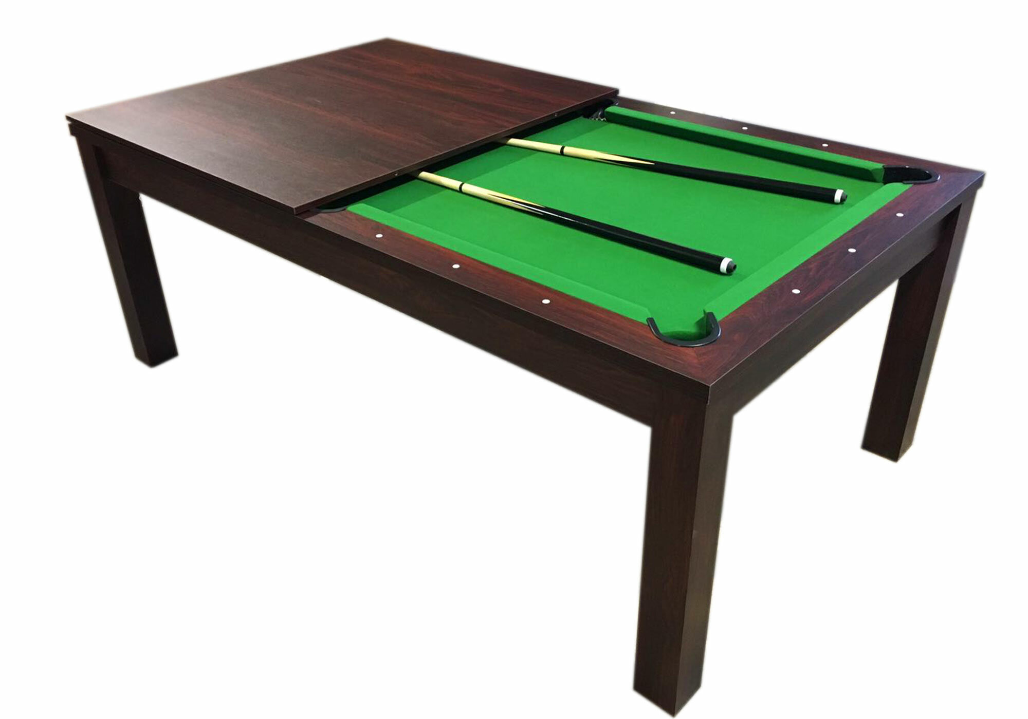 Simba USA Missisipi Model Snooker Full Accessories Pool Table