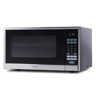 21 1.1 cu. ft. Countertop Microwave with Sensor Cooking by CommercialChef