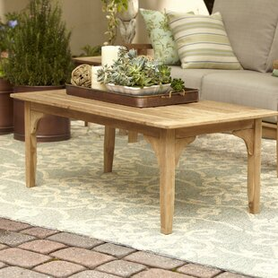 Order Summerton Teak Coffee Table Best Deals