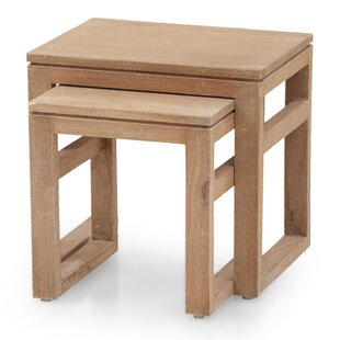 2 Piece Nesting Tables by The ..