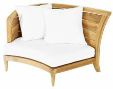 Limited Teak Patio Chair With Cushions by OASIQ Cool