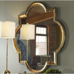 Traditional Metal Frame Wall Mirror