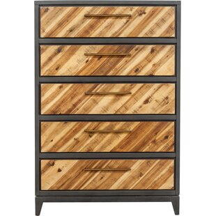 Foundry Select Creve 5 Drawer Chest