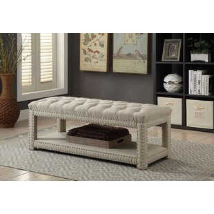 Ewald Upholstered Storage Bench