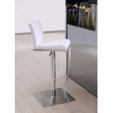 Hatherleigh Adjustable Height Swivel Bar Stool by Orren Ellis