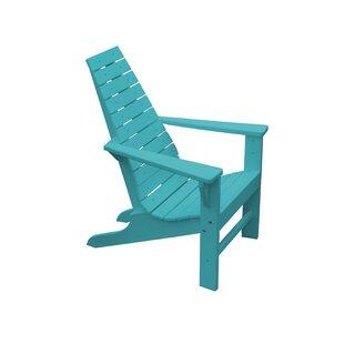Cuadrado Adirondack Chair by Rosecliff Heights