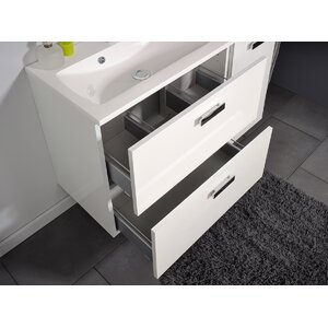 Studio II 36 Single Bathroom Vanity Set with Mirror
