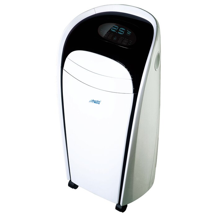 Amazing ... 8 000 BTU Portable Air Conditioner With Remote