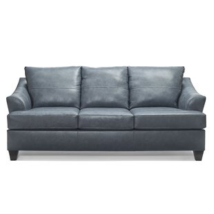 Stivers Leather Sofa