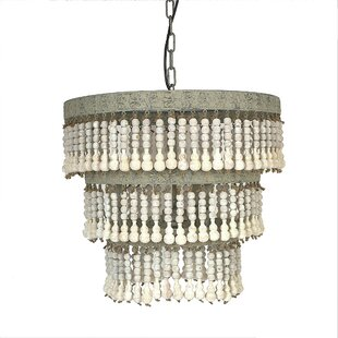 Mistana Cheyanne 3-Light Chandelier