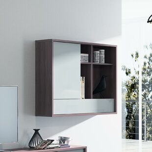 Capucine Wall Display Cabinet By Metro Lane