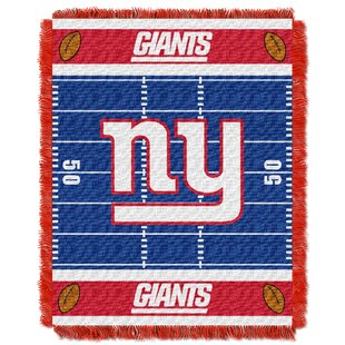 Find the perfect NFL NY Giants Field Baby Blanket By Northwest Co.