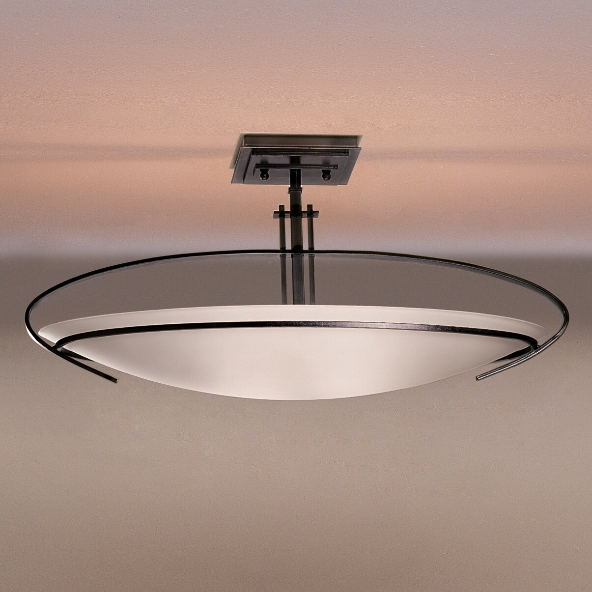 2 Lights Wall Mounted Cosmo Fixture Lamp Lighting with Brushed Steel /& Glass