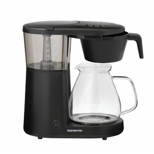 8-Cup Metropolitan One-Touch Drip Coffee Maker