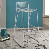 Schuman Iron 29 Bar Stool by Brayden Studio®