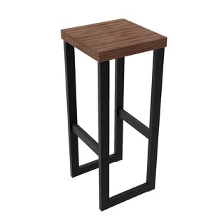 Akori 56cm Bar Stool By 17 Stories