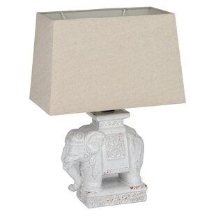 Boualam Elephant Table Lamp Base