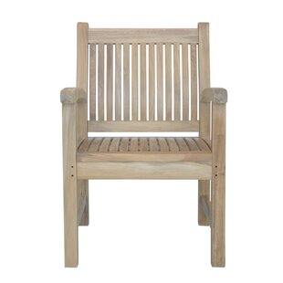 Sahara Teak Patio Dining Chair