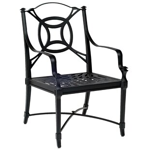 Woodard Isla Patio Dining Chair with Cushions