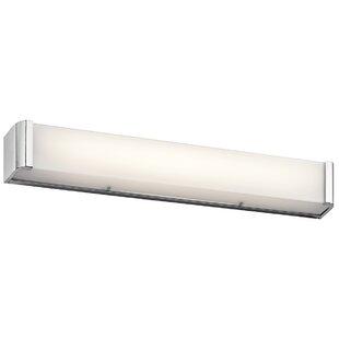 Gendron 3-Light LED Bath Bar