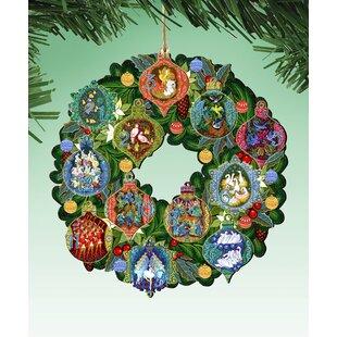 Towle TWELVE DAYS OF CHRISTMAS 4 Calling Birds 80909