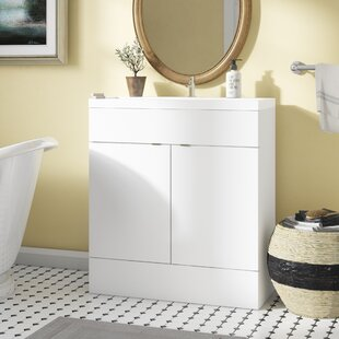 Maddalena 805mm Free-standing Vanity Unit By Hudson Reed