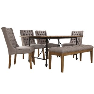 Alpert 6 Piece Dining Set