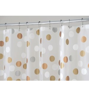 Abbey Dot Shower Curtain