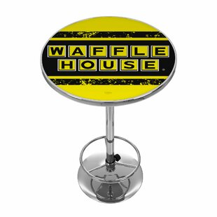 Waffle House 42 Pub Table Trademark Global
