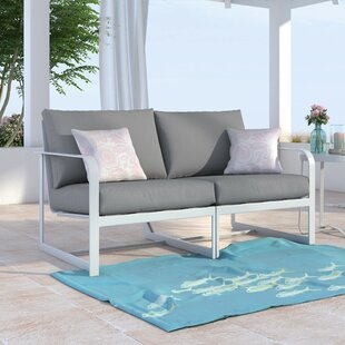Mirabelle Patio Sofa with Cushion by Elle Decor