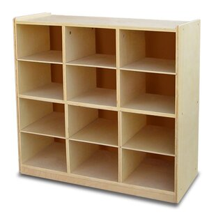 Affordable Price 12 Compartment Cubby By A+ Child Supply