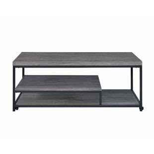Ebern Designs Alaina 3 Piece Coffee Table Set