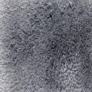 Shaylene Textured Contemporary Gray Area Rug