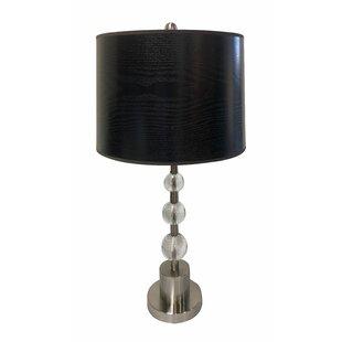 Risa Crystal Ball Table Lamp