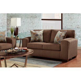 Stotts Loveseat by Red Bar..